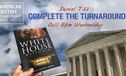 CALL TONIGHT—WHAT IS GOD'S VERDICT FOR AMERICA?