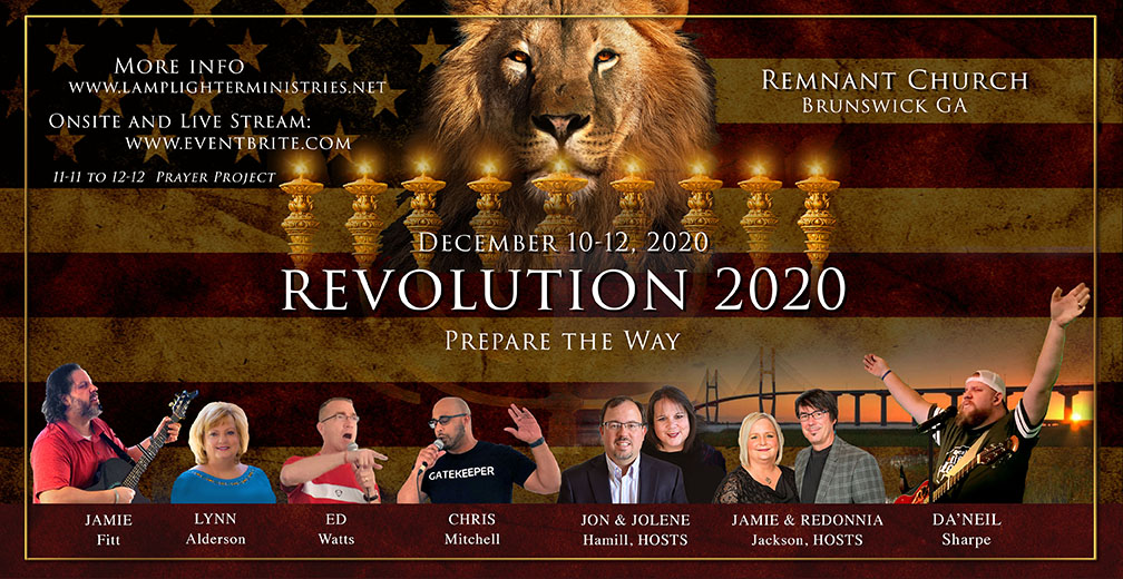 REVOLUTION 2020 REGISTRATION OPEN! Plus Ed Watts Joins Team
