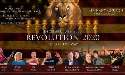 REVOLUTION 2020 REGISTRATION OPEN! Plus Ed Watts Joins Team