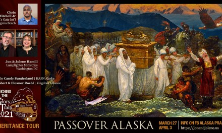 CALL TONIGHT! Passover 2021–The Resistance Revival