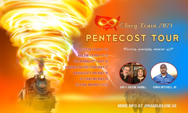 CALL TONIGHT! TOWARDS PENTECOST—CHASING GLORY!