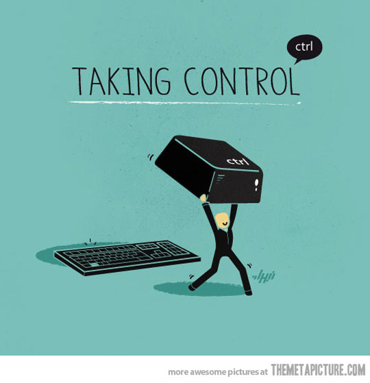 Funny Control Ctrl Clipart Jon S Shed