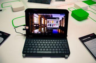Acer zeigt unter anderem seine neue Tabletserie Excite Pro.