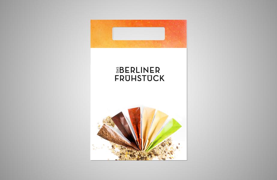 Berliner Frühstück – Cover