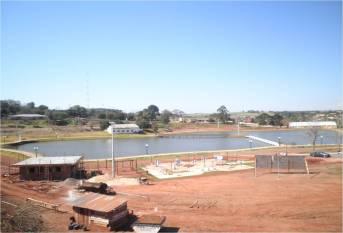 Vista Parcial em 07 de agosto de 2011. Autor: LIMA, J. H. M. de Lima, 2011.