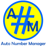 Auto Number Manager logo