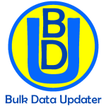 Bulk Data Updater logo