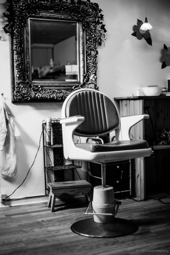 Barber's lunch  - @f/1.2