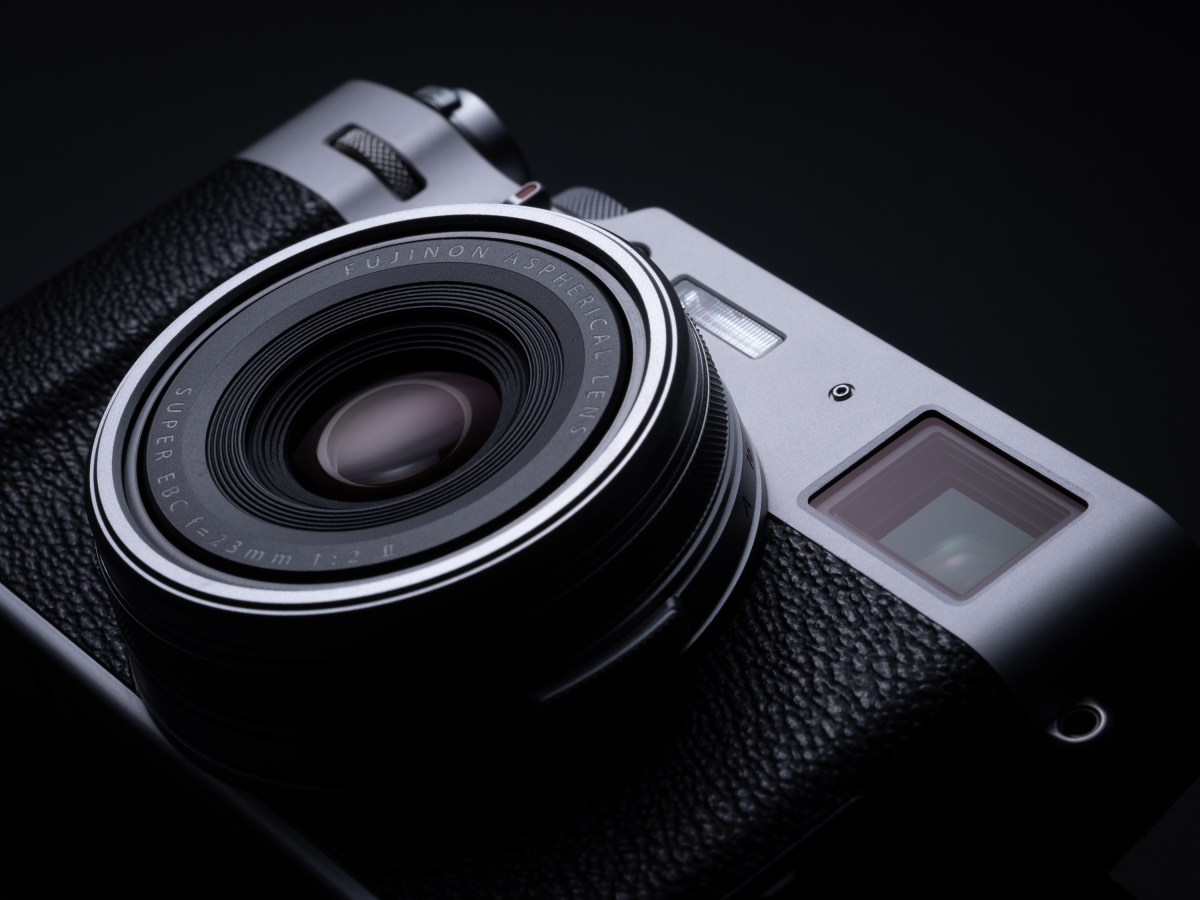 Fujifilm X100V first look preview – The desert island camera