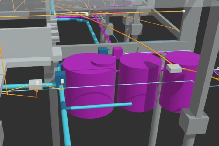 3D do QiBuilder