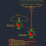 Read more about the article Fixação de tubos: Detalhes em DWG