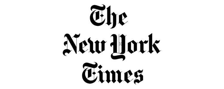 New York Times Letter Header