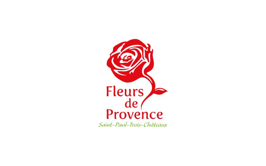 Logo Fleurs de Provence