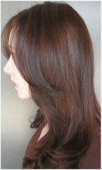 sable brown hair