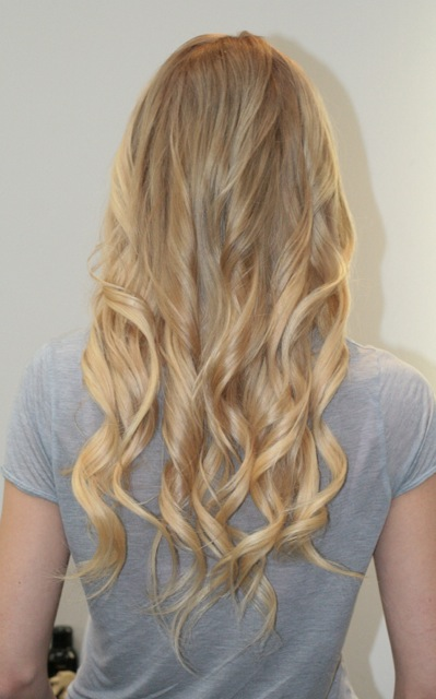 Beige Blonde Extensions And Highlights JONATHAN Amp GEORGE