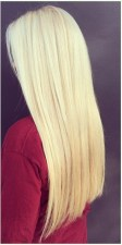 platinum blonde hair color