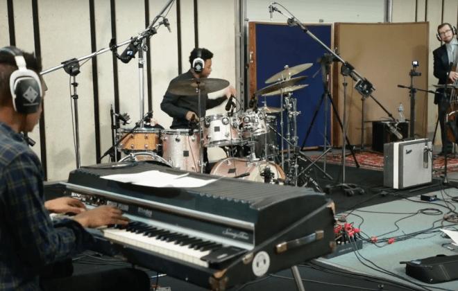 "Jonathan Barber & Vision Ahead - ""Mr. JB"" (TELEFUNKEN Live From the Lab)"