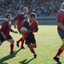 Teamwork in Rugby