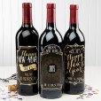 Happy New Year Wine