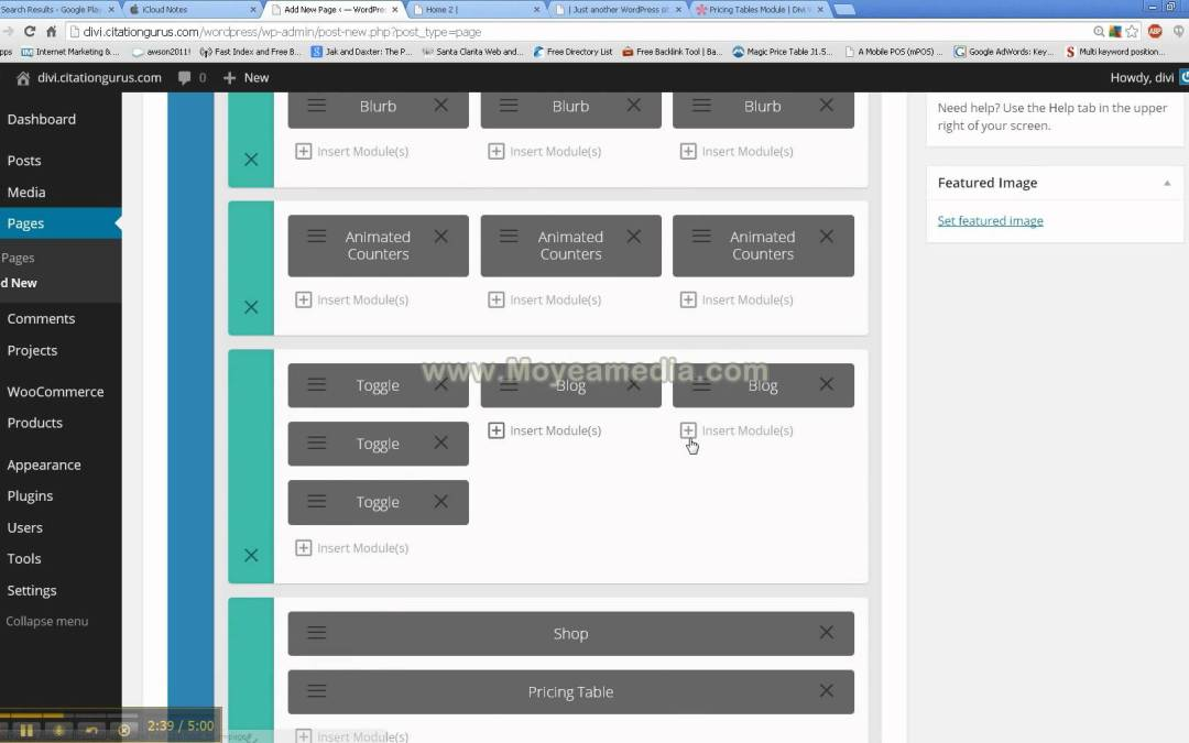Building your own Divi Builder Modules