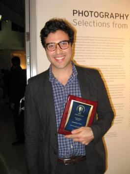 Craig Noel Award – Jonathan Caren. Best New Play — San Diego Critic's Circle Award Night