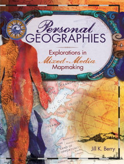Book cover: Personal Geographies