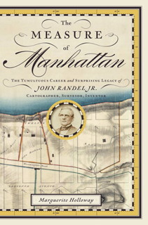 Book cover: The Measure of Manhattan