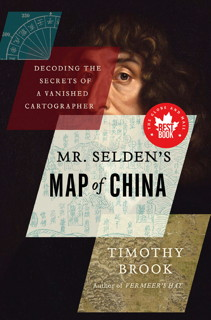 Book cover: Mr. Selden's Map of China