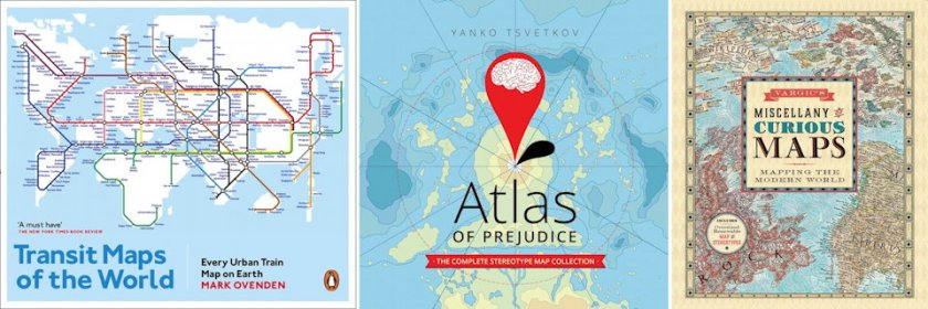 Map Books of 2015: Map Collections