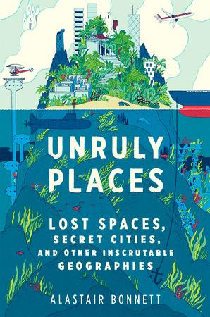 Book cover: Unruly Places