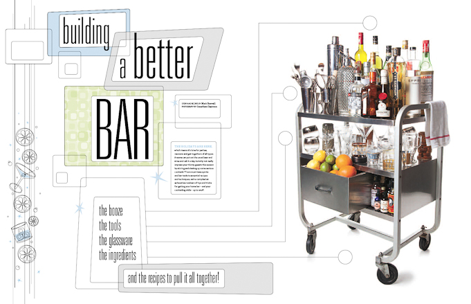 Building a Better Bar Tearsheets