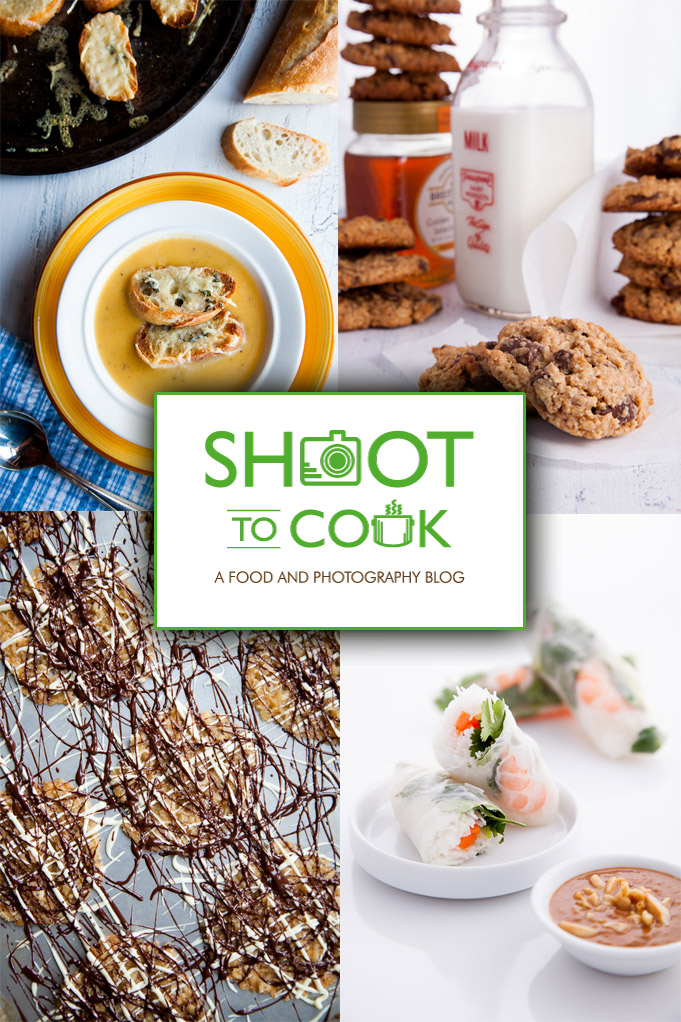 Shoot To Cook February 2013 Roundup