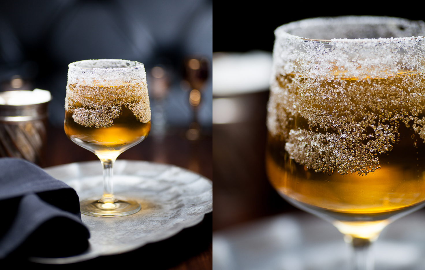 Buck & Breck Cocktail