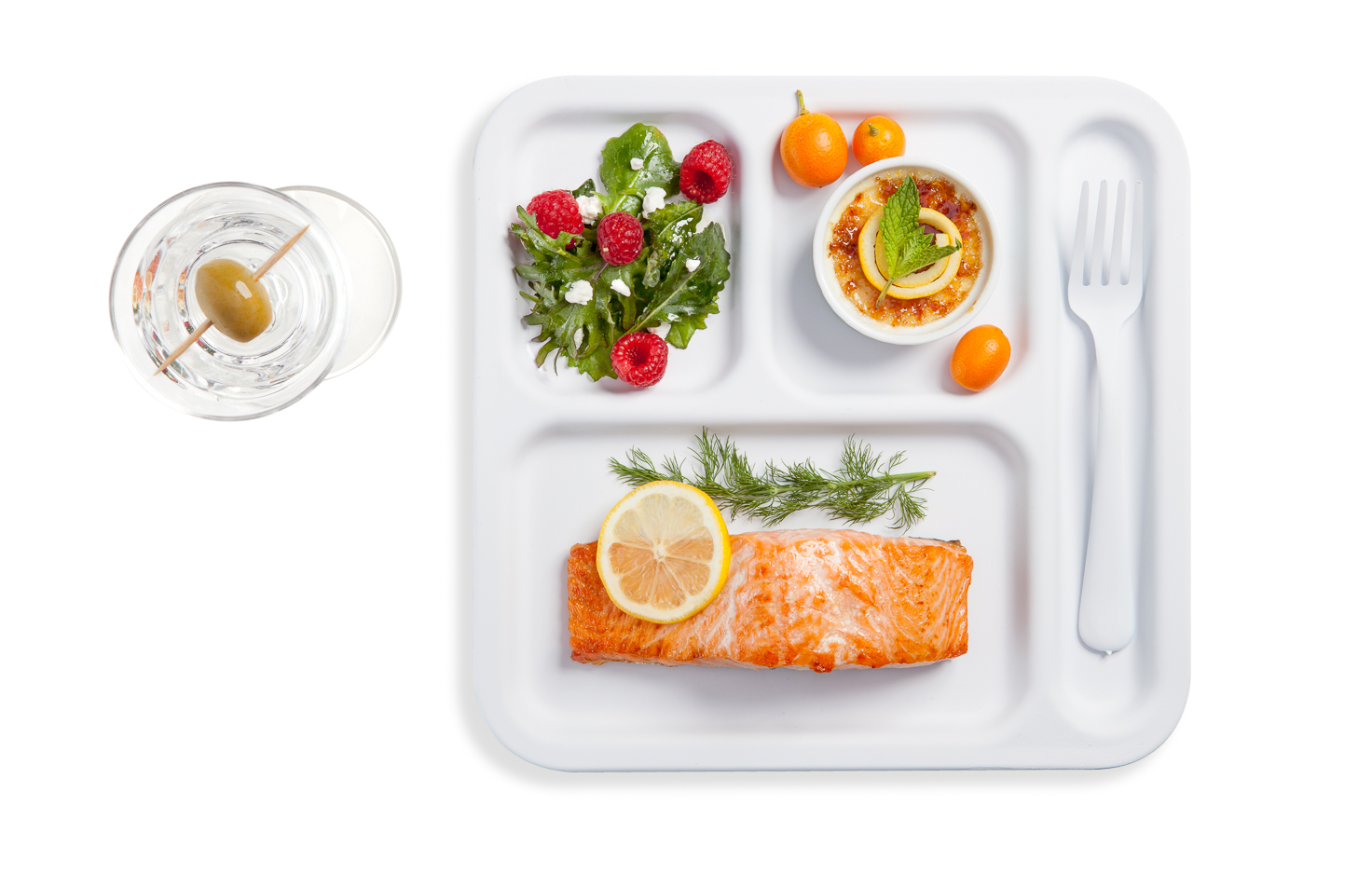 The Executive Lunch Tray