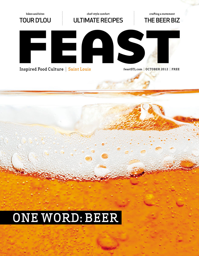 Feast Magazine, October 2013