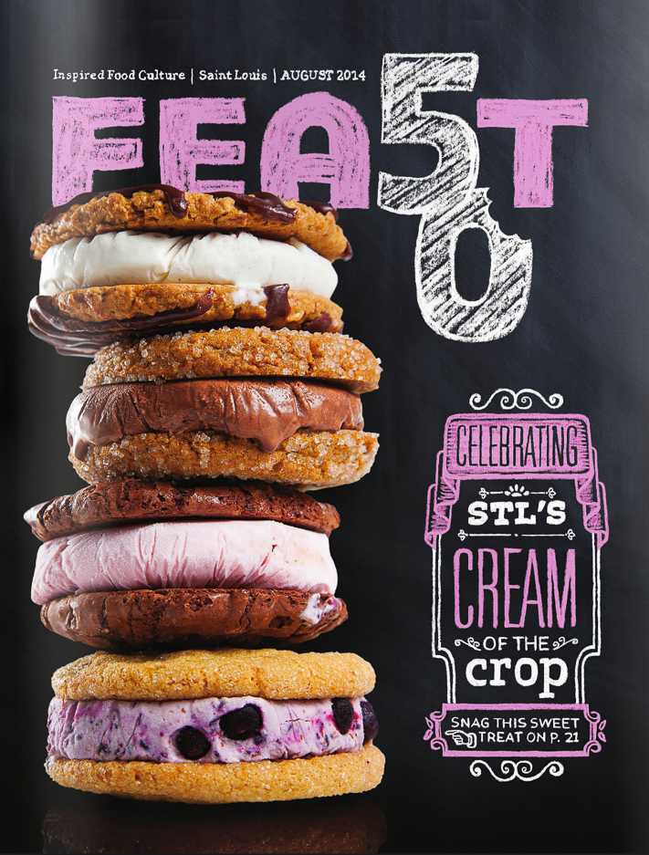 Feast Magazine, August 2014