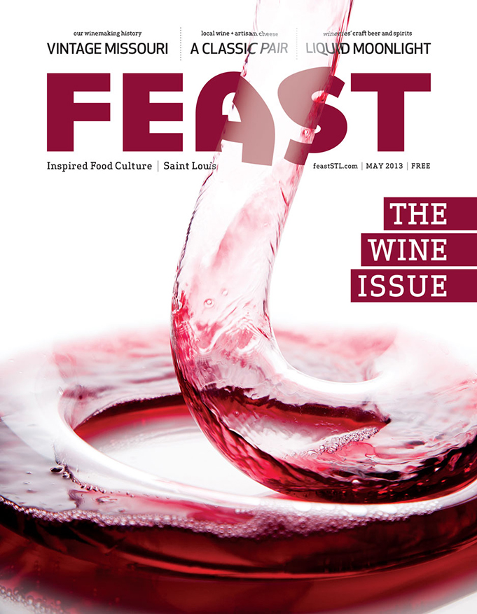 Feast Magazine, May 2013