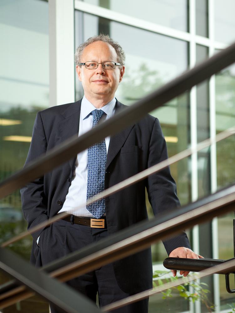 Thad Simons, CEO Novus International