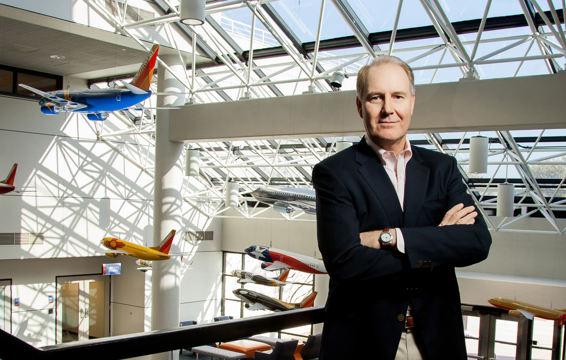 Gary Kelly, Southwest Airlines