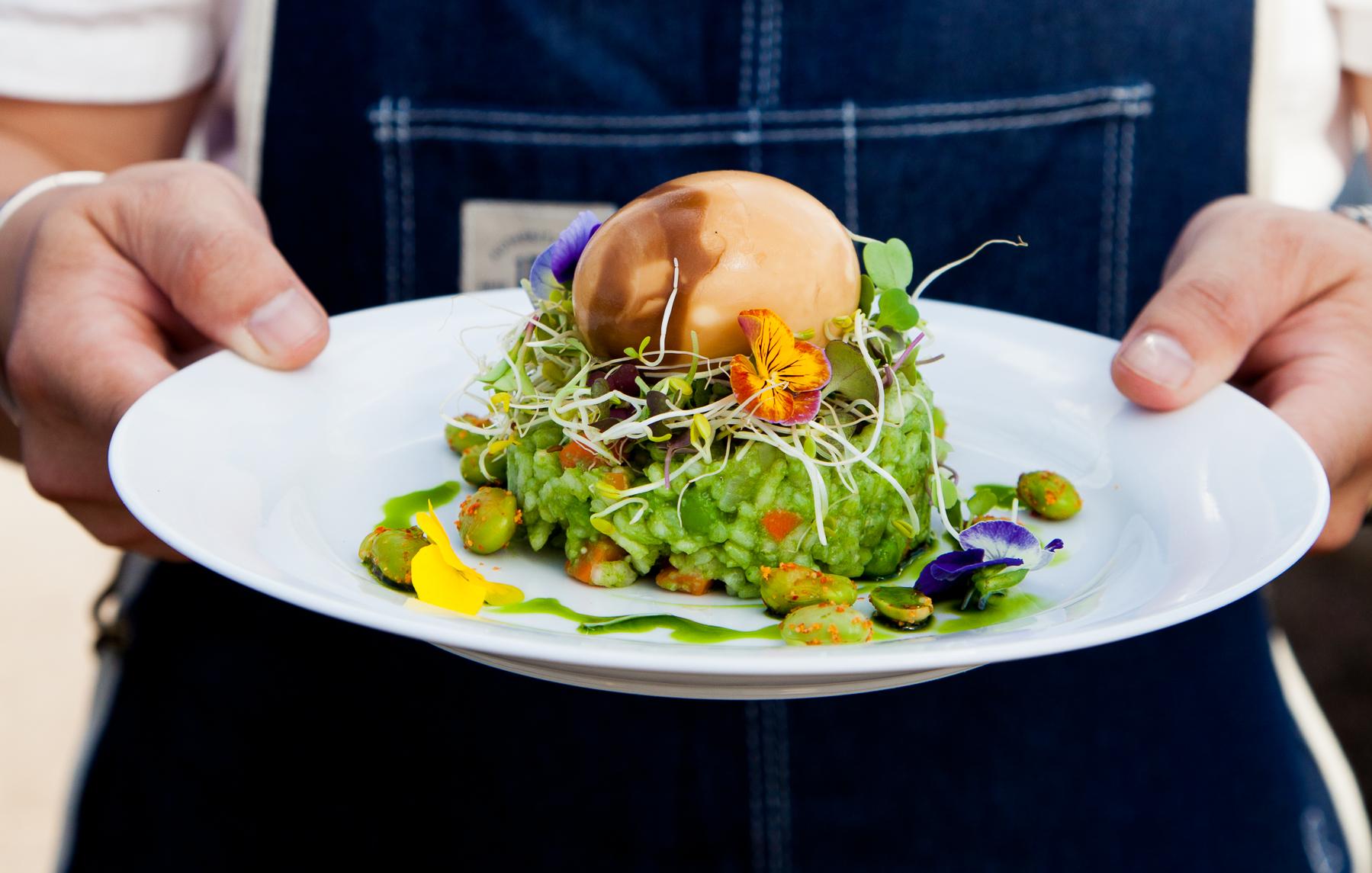 Bird's Nest - Hiro Asian Kitchen/FoodRoof
