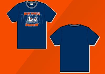 T-shirt Design Concepts