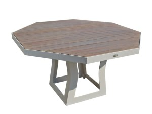 octagonal table for peripheral view to problem solving