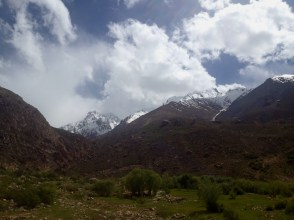 Mountains galore