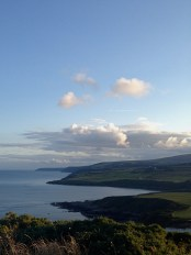 View of the Coast from Maughold