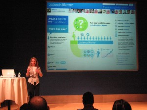 Kate Brigham - PatientsLikeMe - Adventures with Data Visualizations