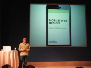 Luke Wroblewski - Designing Mobile Web Experiences