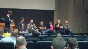 Closing Panel at HTML5TX Conference