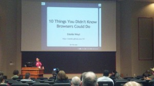 10 Things You Didn't Know a Browser Could Do