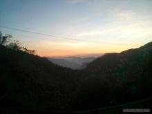 Alishan - sunset 1