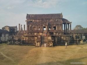 Angkor Archaeological Park - Angkor Wat 13
